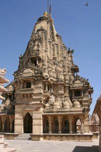 Chamukh temple of Adinath